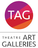 TAG | Theatere Art Galleries Logo